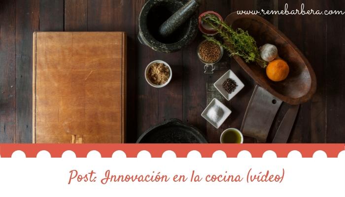Innovación en la cocina en V7 Show