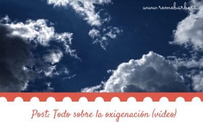 En TV7 Valencia, todo sobre la oxigenación